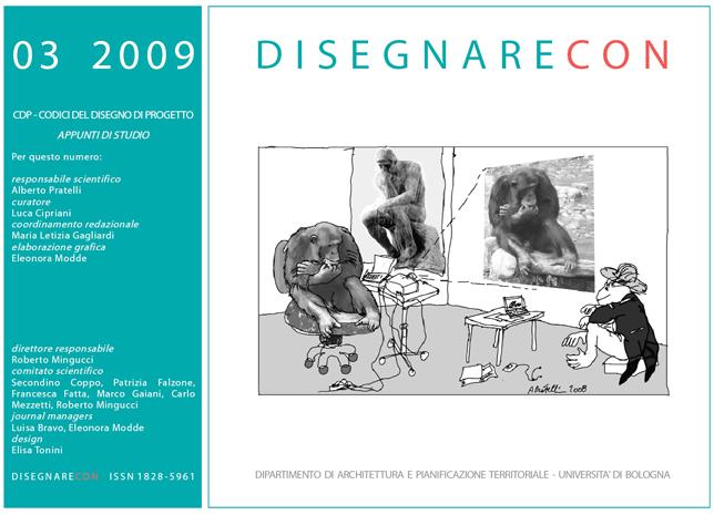 View Vol. 2, n. 3 (2009) - CDP Codici del Disegno di progetto. Appunti di studio, edited by Luca Cipriani