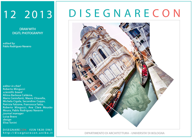 View Vol. 6, n. 12 (2013) - Draw with digital photography, edited by Pablo Rodríguez-Navarro