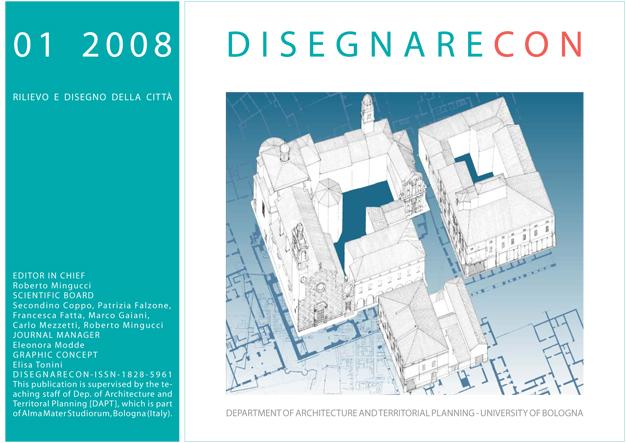 View Vol. 1, n. 1 (2008) - Town Survey and Representation, edited by Fabrizio Ivan Apollonio